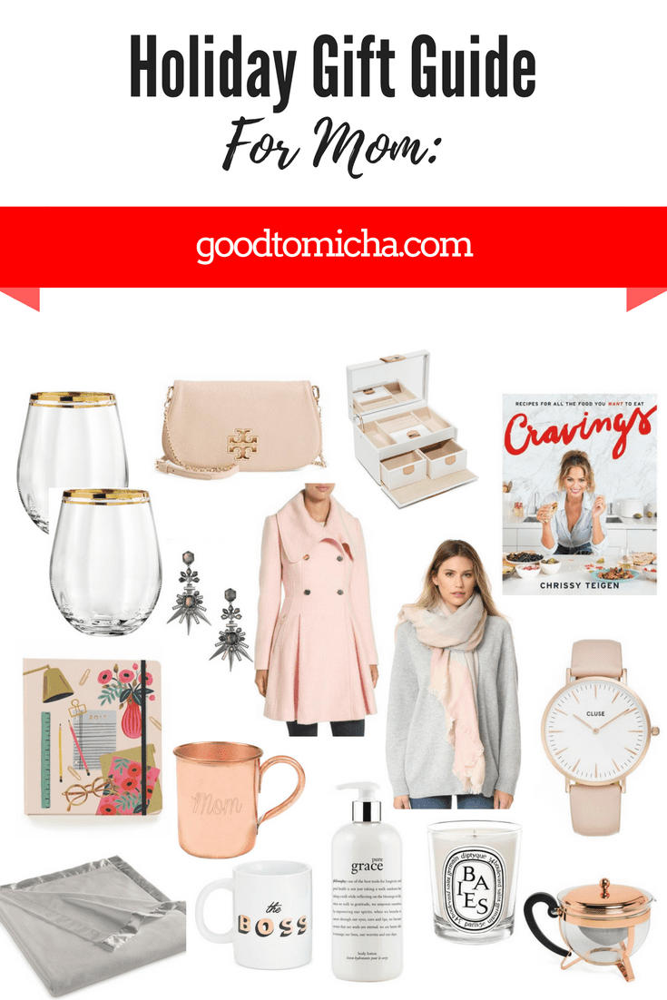 Holiday Gift Ideas For Mom Goodtomicha Fashion