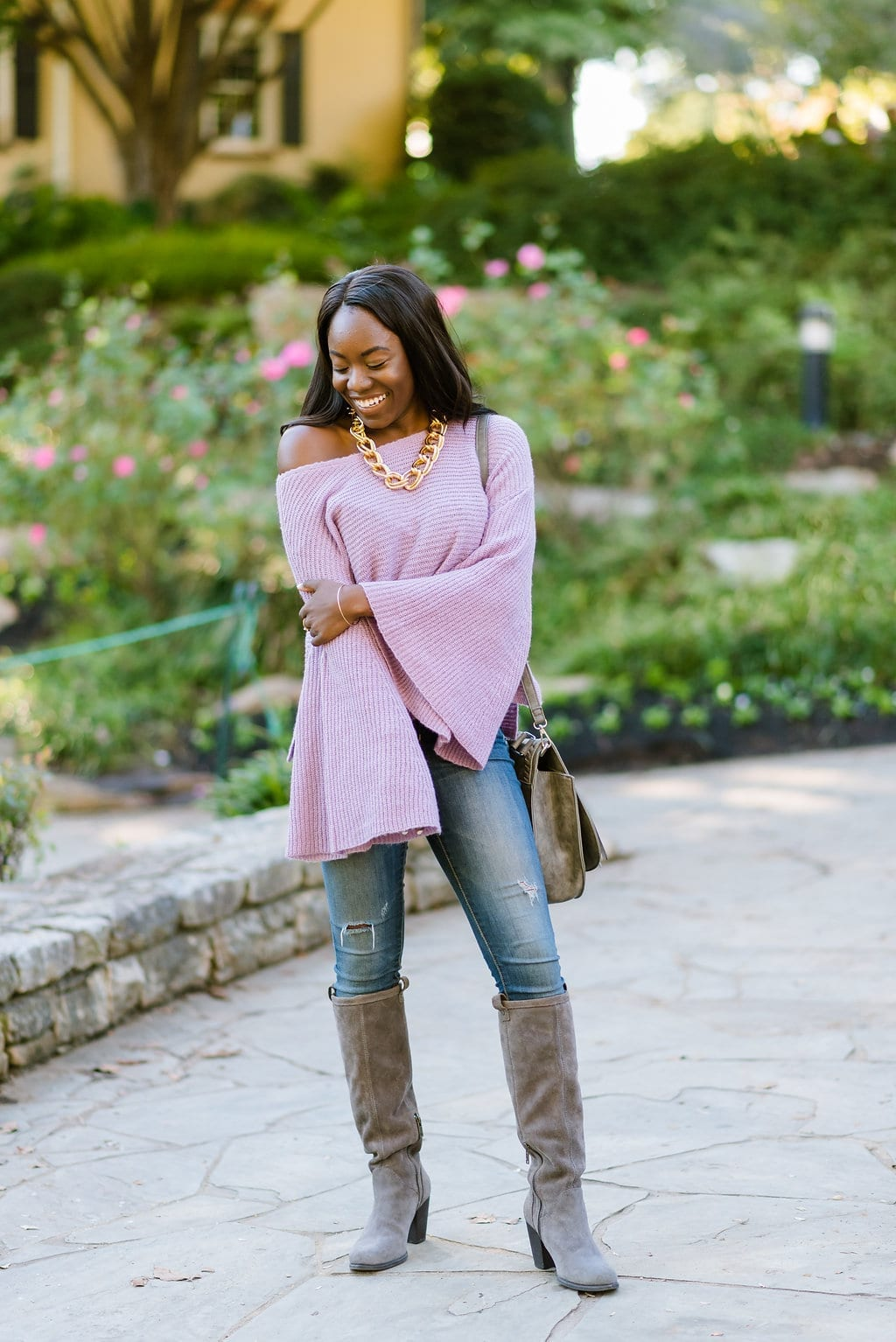 ec79bf86af11 Black fashion blogger Tomi Obebe talks about the diversity problem in  blogging and what we can