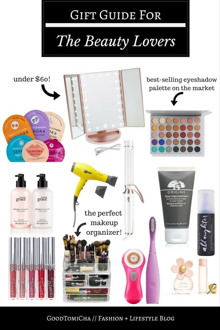 Holiday Gift Ideas For Makeup Lovers