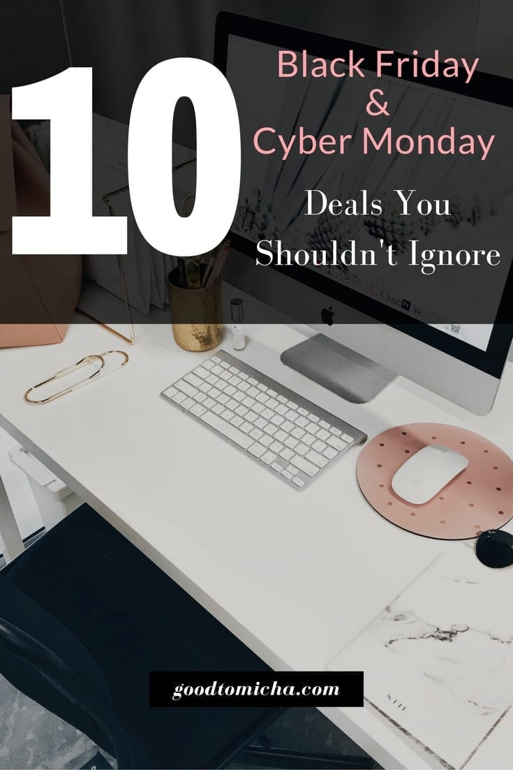 067e9412d2a The Only Black Friday and Cyber Monday Deals You Should Care About