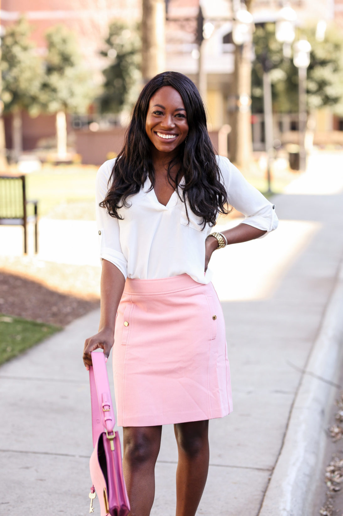 How Fashion Blogging Helped Me Land An Internship at a Fortune 500